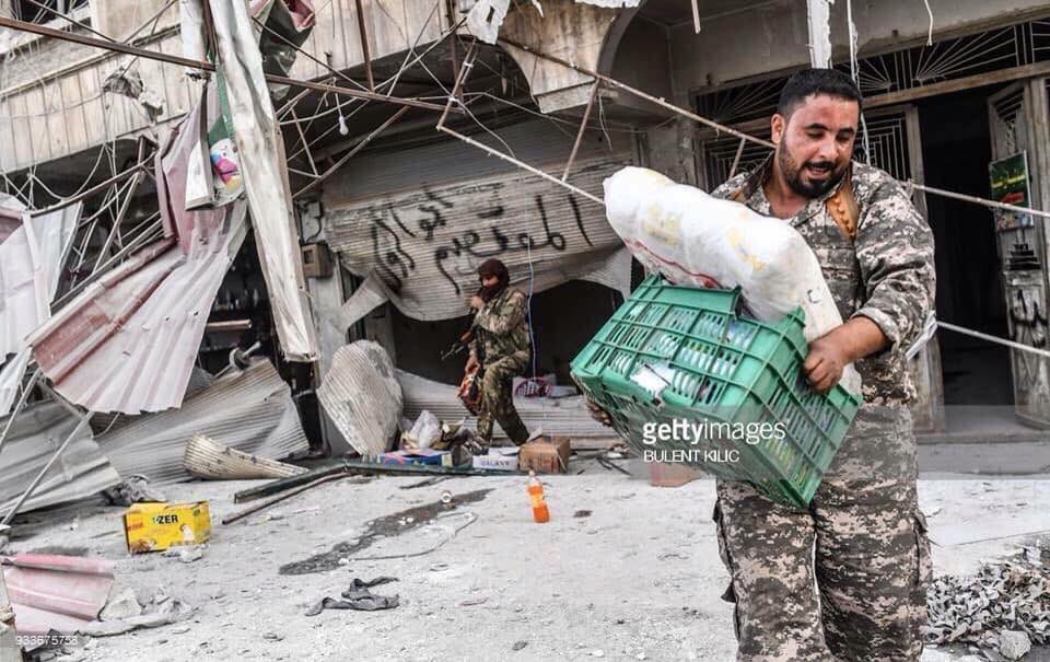 The #US must not abandon the #Kurds in other parts of Syria or #Afrin's tragedy (mass killing, misplacing 100,000's, destruction of majority of the towns, total human catastrophe) will be repeated at mass scale. @POTUS @VP @StateDept @SecPompeo @brett_mcgurk @AmbJohnBolton<br>http://pic.twitter.com/Cw99alQc0x