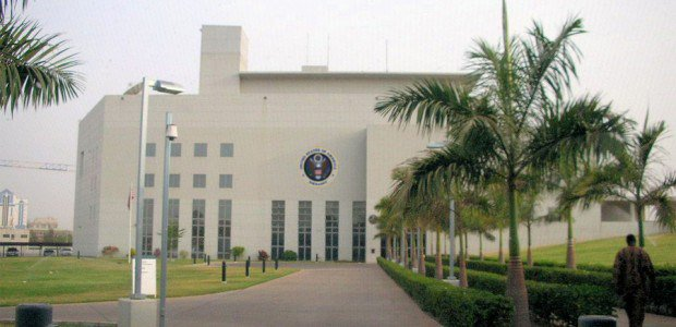 BREAKING: The U.S Embassy has announced a temporary closure of its Abuja Consulate section until further notice. This means all consular appointments @USEmbassyAbuja for visa and American Citizen Service are temporarily on hold. @AsoRock  READ MORE:  http:// bit.ly/2BbSwpB  &nbsp;  <br>http://pic.twitter.com/EoD4aQLJAY