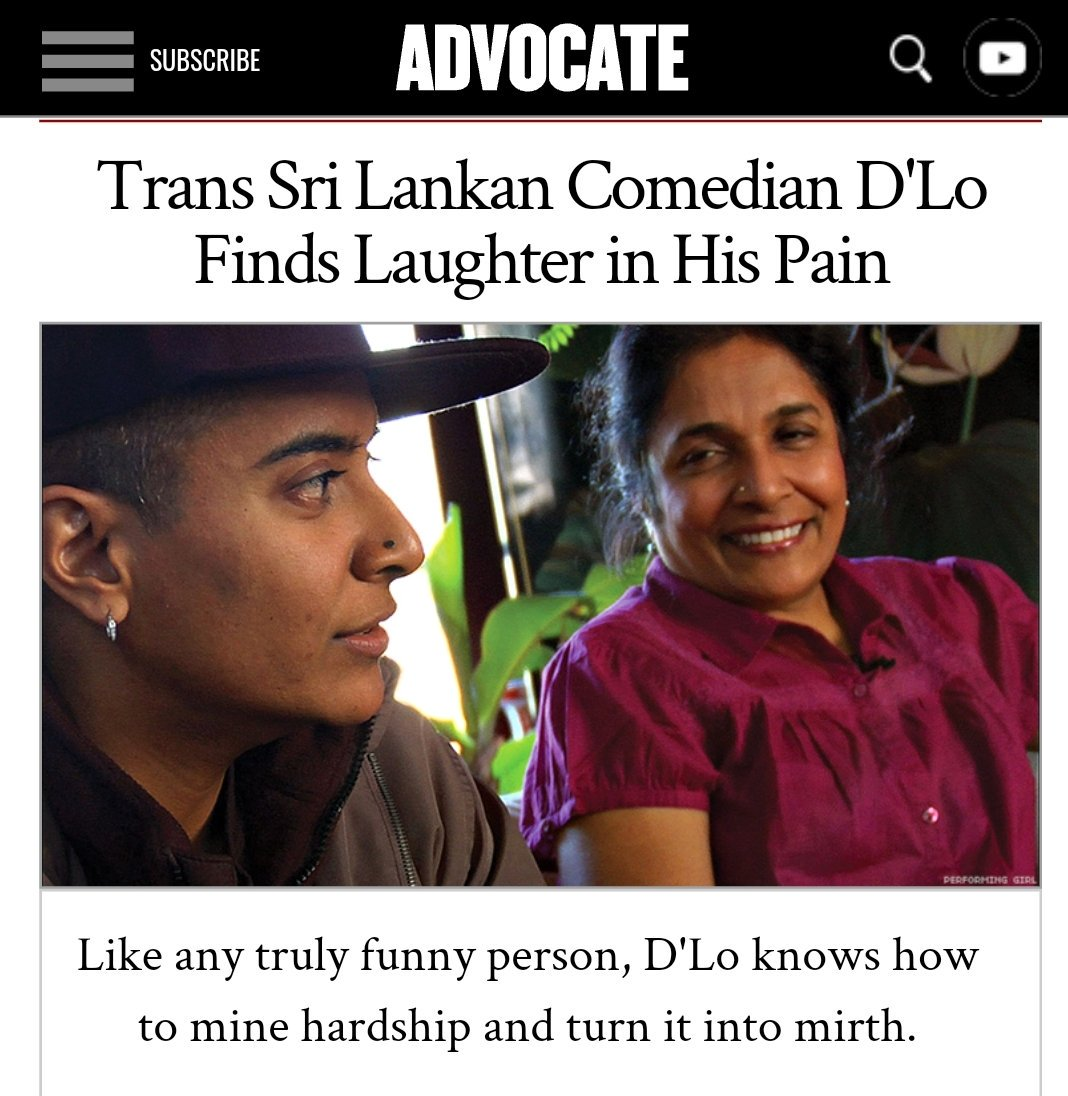 D'Lo Knows No Boundaries in Comedy and Travel