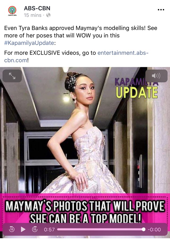 Love this post from @abscbndotcom FB page!!  #MAYWARDAboveAIIEIse   @maymayentrata07 @Barber_Edward_      https:// m.facebook.com/story.php?stor y_fbid=222719478357872&amp;id=196309417055528 &nbsp; … <br>http://pic.twitter.com/cGNMjK1Pn7