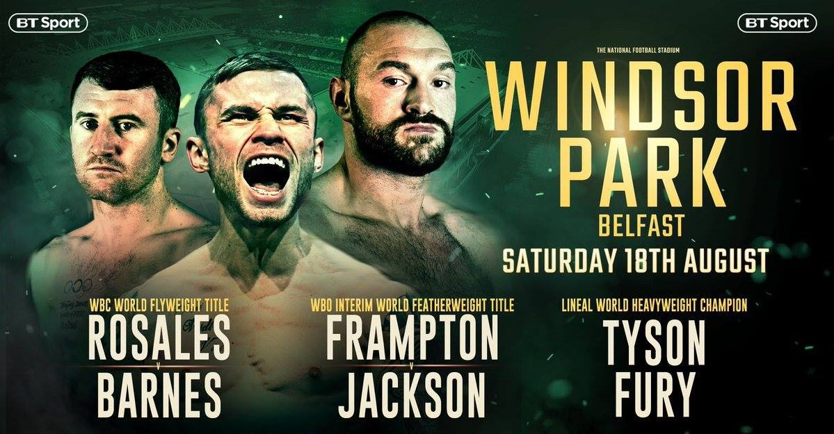 LIVE @LVPLShooters   @RealCFrampton takes on @LukeJackson THIS SATURDAY for his WBO Interim Featherweight title!  The #GypsyKing is also making an appearance on the undercard against Pianeta.  Book your seats:   https:// bit.ly/2Mp78mm  &nbsp;     08455 333 000 #UKBizLunch <br>http://pic.twitter.com/T4hVd2tMHd