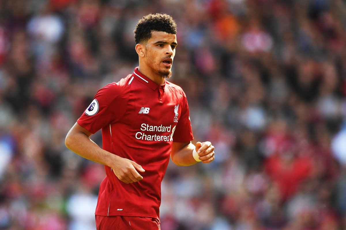 Dominic Solanke made his #LFC debut a year ago today. 🔴🙌