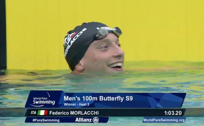 #Dublino2018 #Europei di #Nuoto paralimpico, @Fedelfino93 vince la sua batteria e vola in finale nei 100 delfino S9 http://bit.ly/2w7Q1P9  - Ukustom
