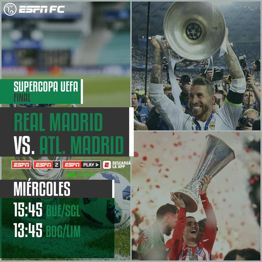El clásico de Madrid vuelve a ser protagonista de una final de Copa y lo vas 1f2665116d3ba