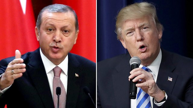Turkey increases tariffs on US goods in response to Trump sanctions  http:// hill.cm/aY8PlT0  &nbsp;   <br>http://pic.twitter.com/Zy0VhWDtNs