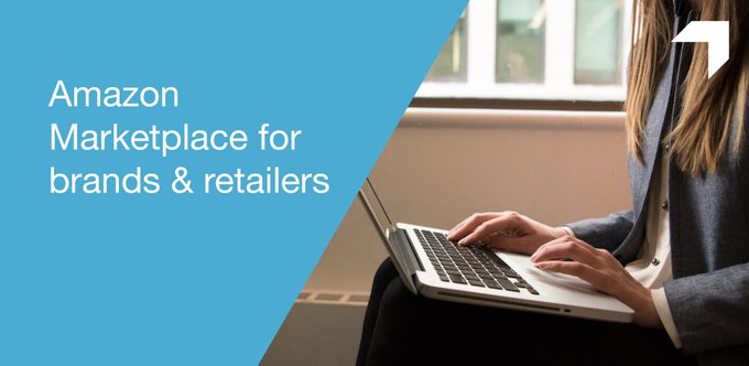 From product ads to SEO, there are a lot of opportunities for brands & retailers on Amazon. We compiled everything you could need to know about Marketplace, ads, and driving sales in one place #AmazonMarketplace #ecommerce Foto