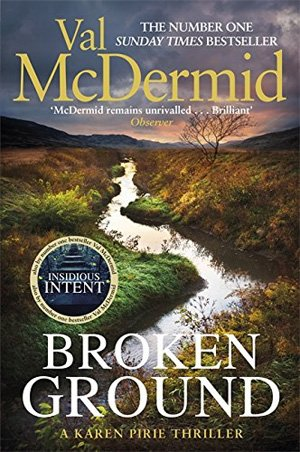 New Scottish crime fiction. Broken Ground by @valmcdermid receives the thumbs up and five stars from @vsk8s  https:// crimefictionlover.com/2018/08/broken -ground/ &nbsp; …  #forensics #coldcase #Scotland<br>http://pic.twitter.com/c6H3dGuURF