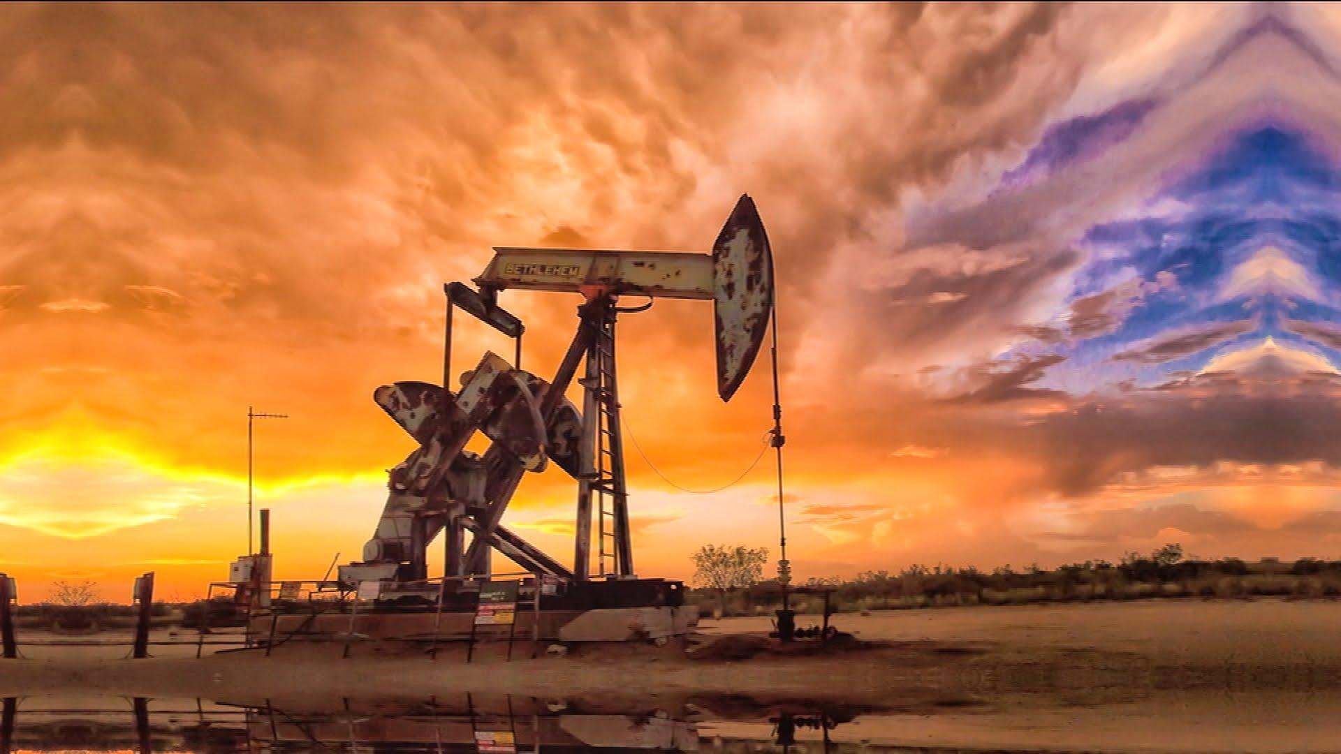Новый год картинки нефть