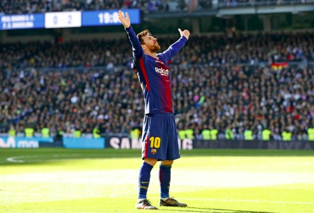 SM¹³'s photo on Messi