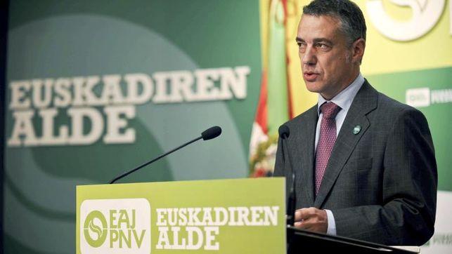 Iñigo Urkullu visitó el martes en prisión a Oriol Junqueras por razones 'humanitarias' eldiario.es/catalunya/Urku…