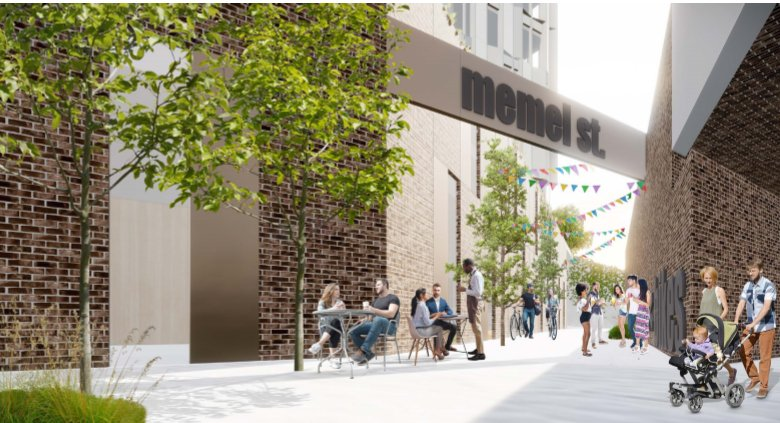 test Twitter Media - Plans look great for the first phase of new £50 million Belfast Waterside development. It'll house up to 2,500 employees & include retail & dining units, landscaping & public realm works, a pocket park & pedestrian & cycling access once complete - https://t.co/6aPf9wSPEl https://t.co/Sm47svjZ1r