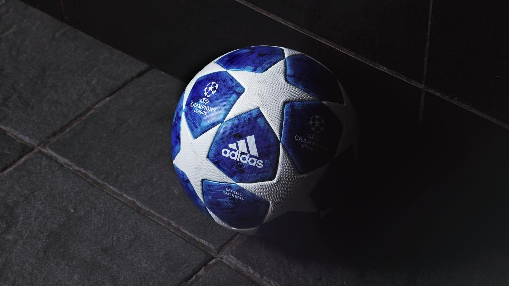 Road to Madrid. Introducing the new @ChampionsLeague official match ball for the 2018/19 season. #HereToCreate