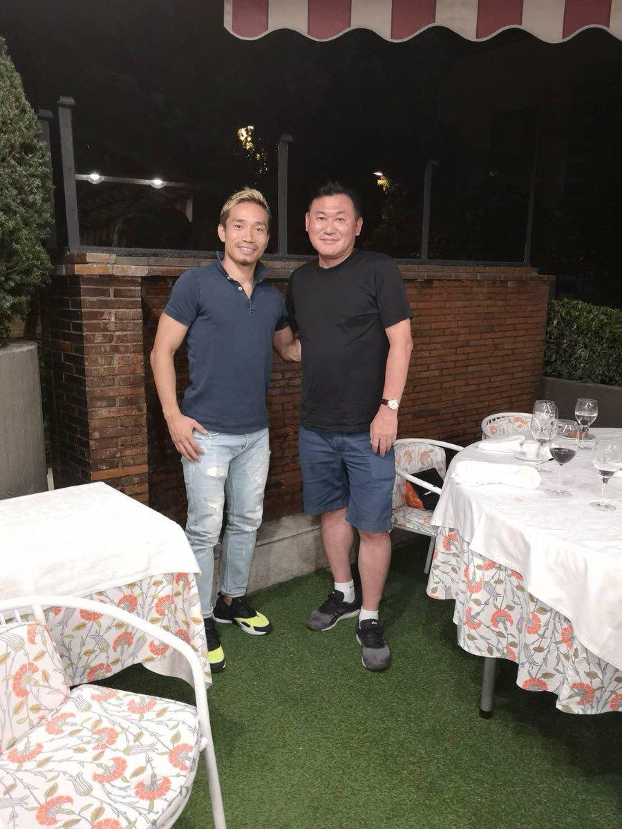 三木谷さんとイスタンブールで食事しました。 情熱、挑戦。 行動した場所にチャンスが訪れる。 すべては行動ありき。 俺まだまだ足りないな。。