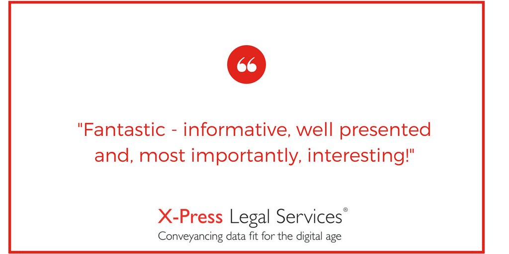 Exactly what we aim for, come and see for yourself.   Find your nearest event here:  http:// xpresslegal.co.uk/events/  &nbsp;    #thelegalhour #UKBizLunch #BizHour<br>http://pic.twitter.com/r0iYVUMK5U