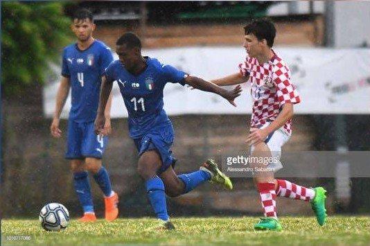 Freddi #Greco, 60 minuti per lui al debutto sotto età con la #Nazionale #under19  vittoriosa 3 - 2 contro la Croazia  - Ukustom