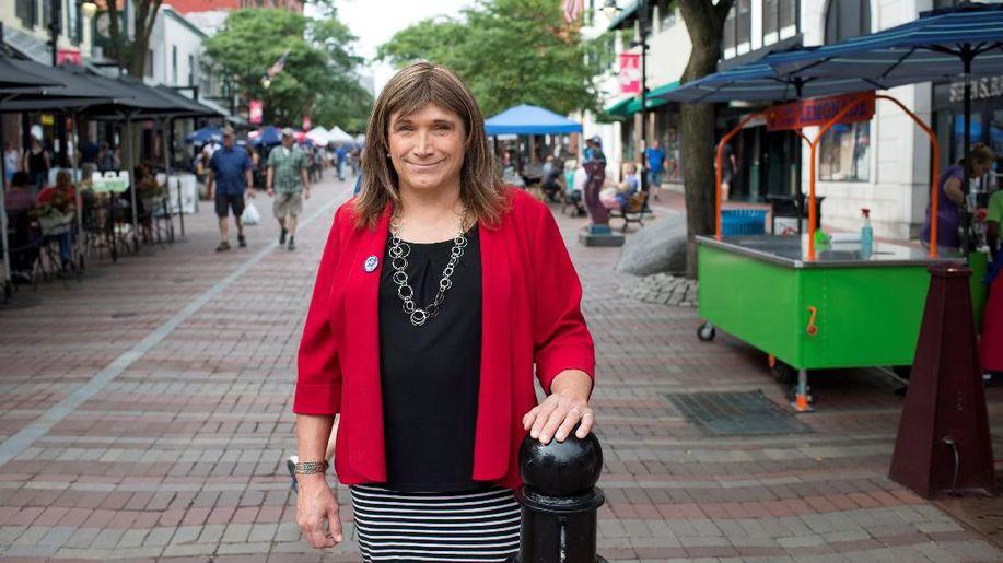 ABG 14 Tahun Dikalahkan Transgender dalam Pemilihan Gubernur AS https://t.co/bYsSt8dNpe https://t.co/GqyRALYywV