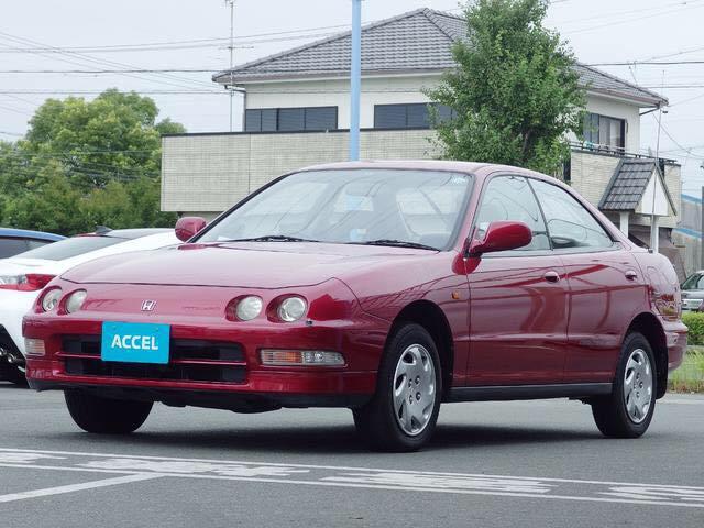 #Honda Actually Made An AWD #Acura Integra With A SOHC D Series Engine ...
