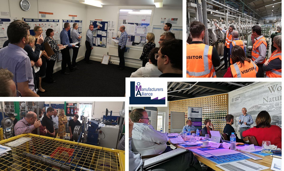 Our West Yorkshire @Mfg_Alliance meeting will be 13th Sept at @HorizonGroupUK Huddersfield.  Are you a manufacturing leader based in the Huddersfield / Leeds / Bradford area &amp; looking to meet with like minded manufacturers to share best practice? #GBmfg  https://www. manufacturersalliance.co.uk/event/horizon- group/?instance_id=56 &nbsp; … <br>http://pic.twitter.com/J5R2jjWaxg