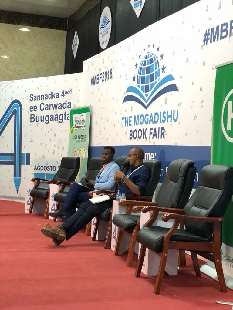 Hassan Ghedi Santur's narrative reporting on African migration brings us  inside Europe's detention centers and camps through the eyes of those he meets there. The Mediterranean also offers an in-depth syllabus providing additional avenues for study through, art and film.#MBF2018<br>http://pic.twitter.com/LkUyPlC9TO