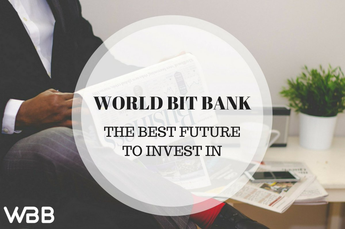 Join World Bit BankBecome the person that you've been dreaming in childhood  #blockchain#BTC#ETH#cryptoasset#cryptonews#crypto#cryptocurrency#finance#profit#asset#WorldBitBank#banking#cryptobank <br>http://pic.twitter.com/dpEqbWoUmt