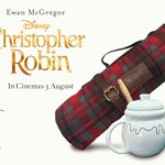 Christopher Robin Twitter Photo