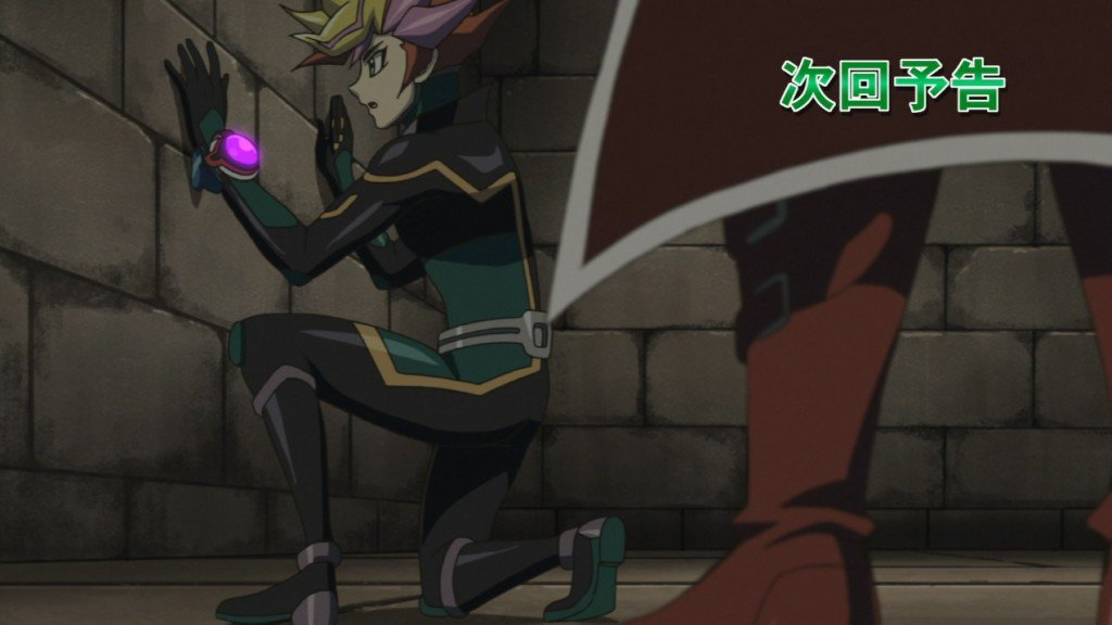Playmakerの息吹 #VRAINS https://t.co/FUJdSHrNLr
