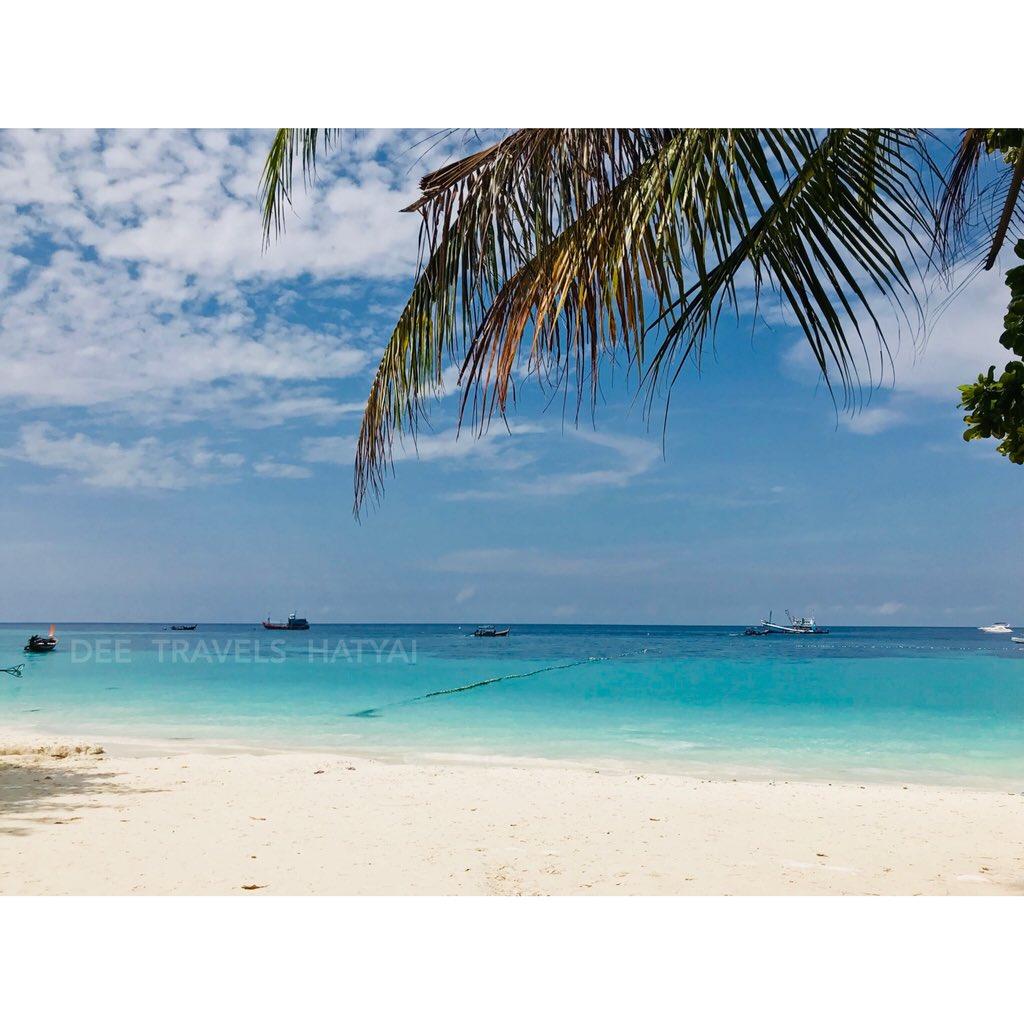 #KohLipe #เกาะหลีเป๊ะ  Line ID : maydymayhadee , deetravelshatyai 099 478 2592 #ดีทราเวลหาดใหญ่ #DeeTravelsHatyai #รถและสปีดโบ้ทไปกลับเกาะหลีเป๊ะ #โปรแกรมดำน้ำเกาะหลีเป๊ะ #เที่ยวไทยเท่ #Beautiful  #ReviewThailand #รีวิวไทยแลนด์ #amazingthailand #ทะเลอันดามัน<br>http://pic.twitter.com/Is1WZuYBLI