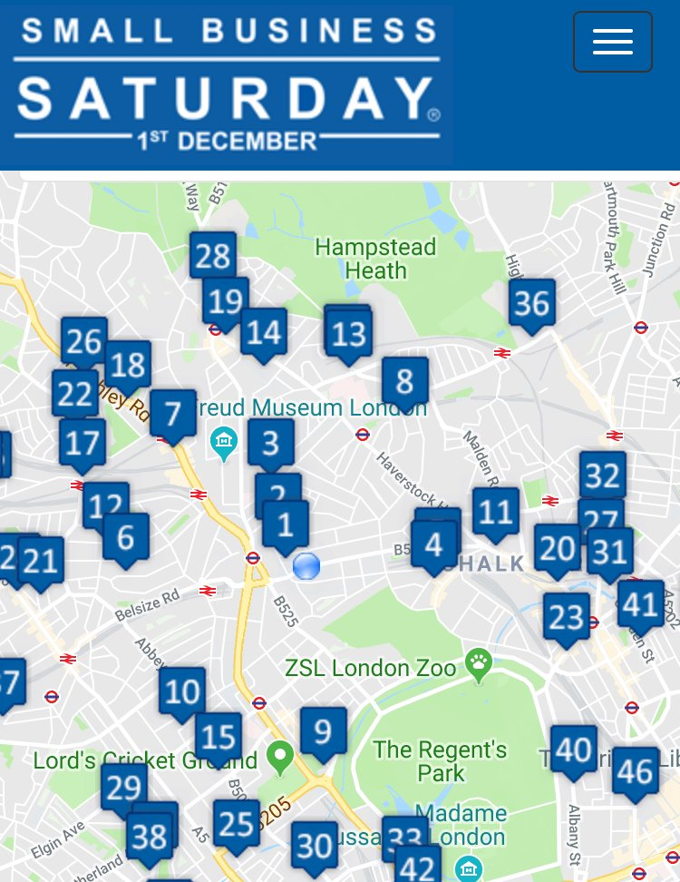If you like to shop local and support local businesses then use our #smallbusiness finder tool on the website to find a whole range of businesses and artisans in your area. smallbusinesssaturdayuk.com/small-business… #smallbusiness #smallbiz