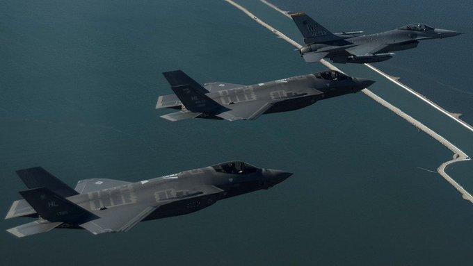 Turquía amenaza con tomar medidas legales si se niega a entregale los F-35 Foto