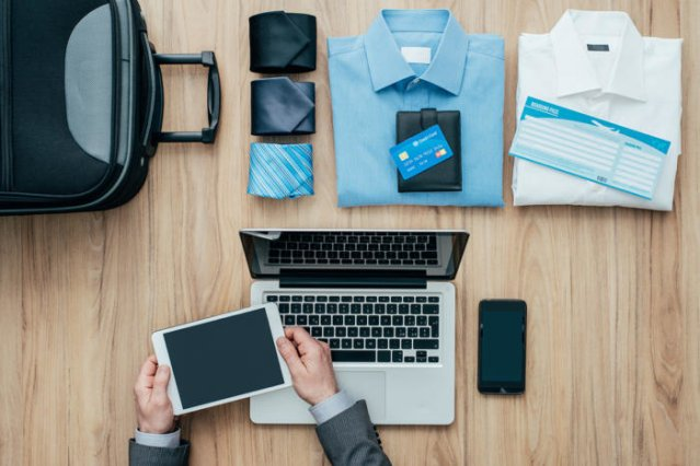 Trip Prep 101: Taking the anxiety out of #businesstravel - You can&#39;t take it all with you, but you can find slimmer options for most of the essentials.  https:// dy.si/PJDFsF  &nbsp;   <br>http://pic.twitter.com/Ziym5w0AGp
