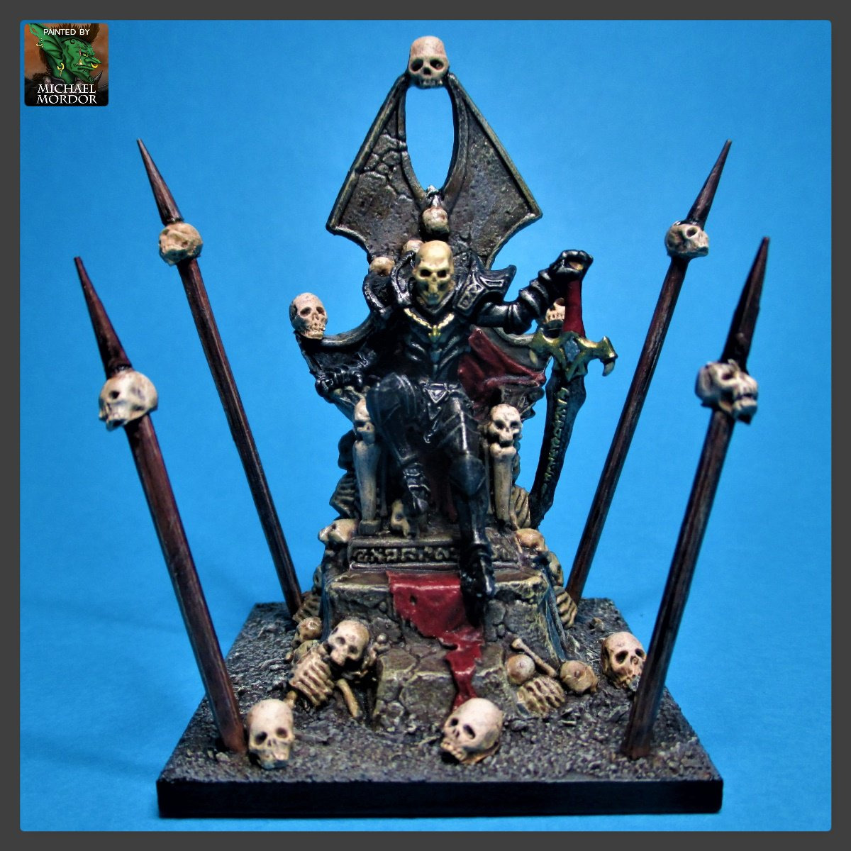 http:// patreon.com/Michael_Mordor  &nbsp;   For all the people DM me about painting commisions I paint to a Good Tabletop Standard my minis are for gaming they do still look great in the display cabinet too, What more do you want for £10.00 a mini I am cheaper than chips #DnD #CriticalRole <br>http://pic.twitter.com/BJF4oTLkJN