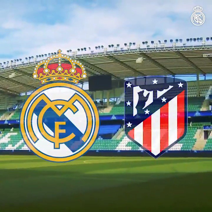 Real Madrid C.F.'s photo on Atleti