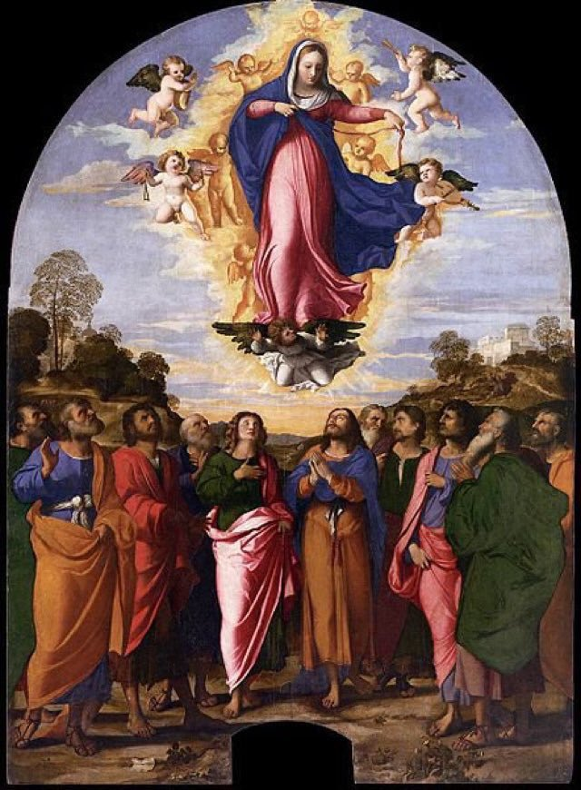 Wednesday: Pray the Glorious Mysteries of the Holy Rosary today   Resurrection   Ascension   Descent of the Holy Spirit  Assumption   Coronation   #Catholic #Pray #Rosary #WednesdayMotivation #WednesdayWisdom #PrayTheRosary #Faith #Assumption #HolyDay<br>http://pic.twitter.com/Zc5mkI0Sny
