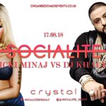 Image for the Tweet beginning: This Friday down Crystal we