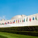Image for the Tweet beginning: The UN is becoming a