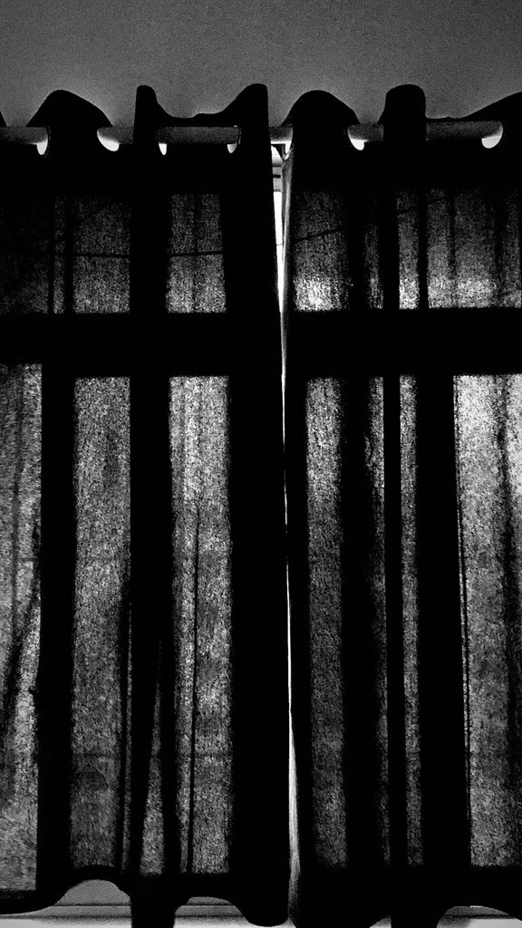 The balm of black #amwriting #micropoetry #visualpoetry #curtains<br>http://pic.twitter.com/YjA5scwQFe