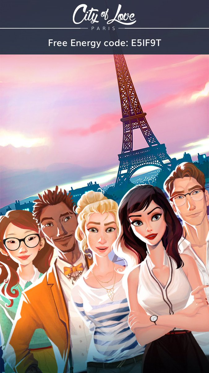Come have fun in City of Love: Paris!  http:// r-mob.ubi.com/?ap=cityoflove paris &nbsp; …  Win a free gift with the code E5IF9T #PlayCOLP<br>http://pic.twitter.com/Corgra9uWw