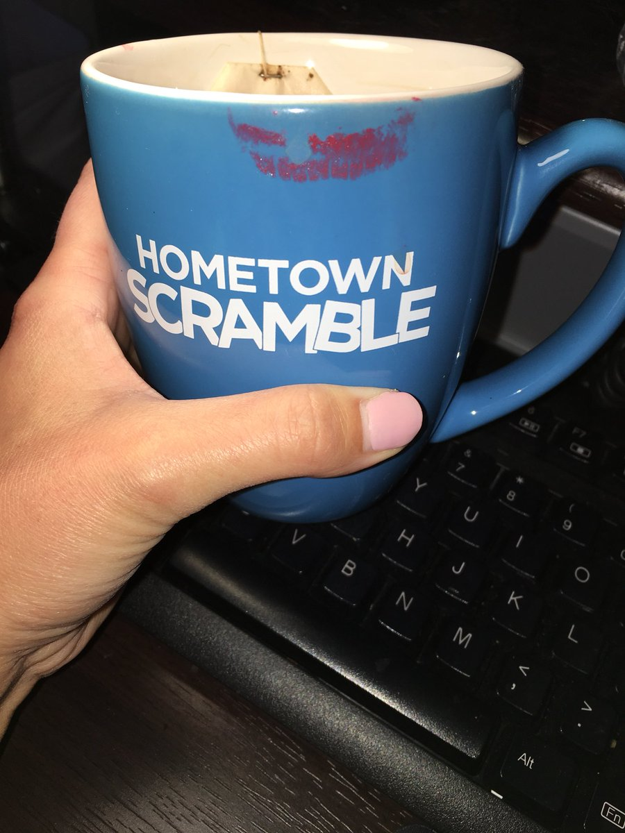 Guess what day it is!!! #HometownScramble Day!! Join @CoryStarkKMOV @mhollowed @KentEhrhardt &amp; me at 6:14 on #n4tm @kmov!<br>http://pic.twitter.com/THBJLd7zuh