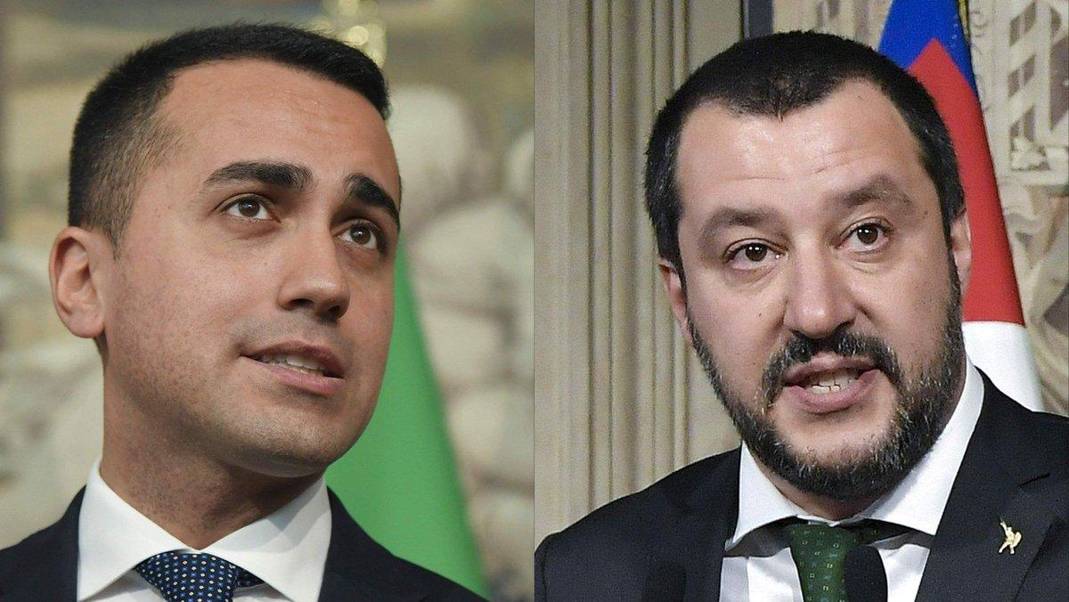 """#salvinidimaiosbrigativi :""""Revoca concessione Autostrade,multa 150mln""""#Toninelli""""I vertici si devono dimettere.Passaggio gestione A10 all\"""