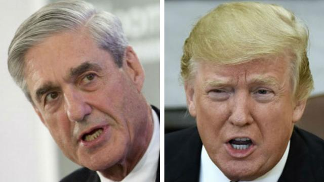 Ex-Reagan official: If Mueller had nothing, Trump &quot;would ignore him&quot;  http:// hill.cm/jKBuC0b  &nbsp;  <br>http://pic.twitter.com/WQG8bGWKlc