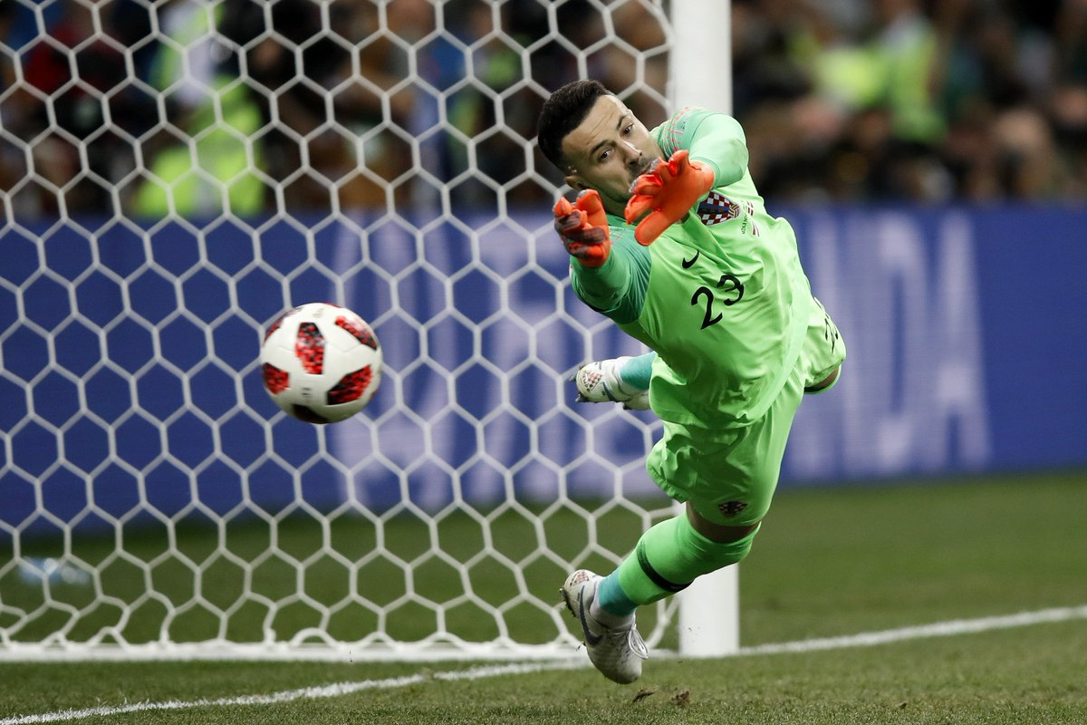 &quot;What&#39;s important is that I am a fulfilled, happy man who played for his country &amp; wore the most beautiful shirt in the world.&quot;  @HNS_CFF penalty shoot-out hero @SubasicDanijel follows Mario Mandzukic &amp; Vedran Corluka in calling time on his Croatia career post-#WorldCup<br>http://pic.twitter.com/eQLp7f4zwD