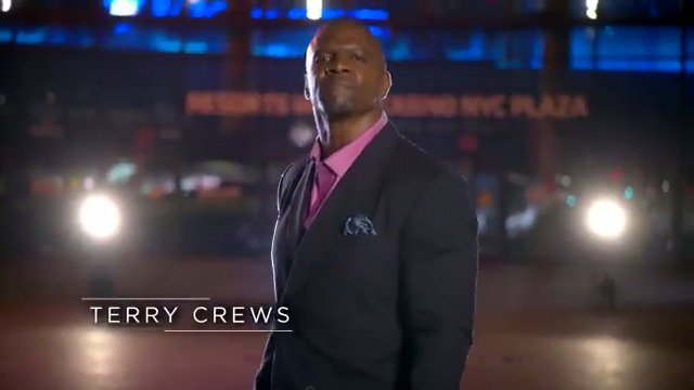 In case you're SOMEHOW not hyped about #SummerSlam, let @terrycrews get you PUMPED UP!
