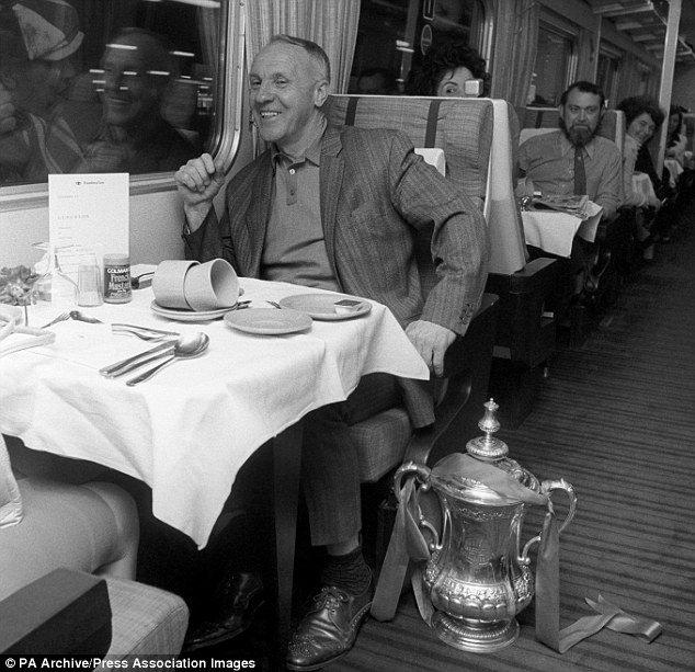 1974 Bill Shankly FA Cup winner @LFC <br>http://pic.twitter.com/ipSHmPP74O