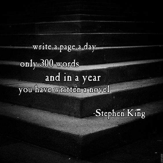 Some encouragement for #writers who think they&#39;ll never finish their novel...  #writerslife #amwriting<br>http://pic.twitter.com/0FcziBkLpx