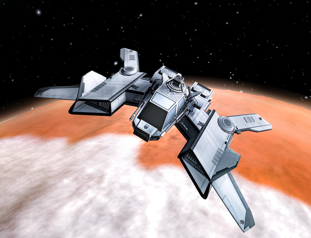 Behold the latest in folding box wing technology. The Faulcon DeLacey Taipan! #KSP  By Radiatin   https:// goo.gl/9VzZvE  &nbsp;  <br>http://pic.twitter.com/gsu7p5Oy0y