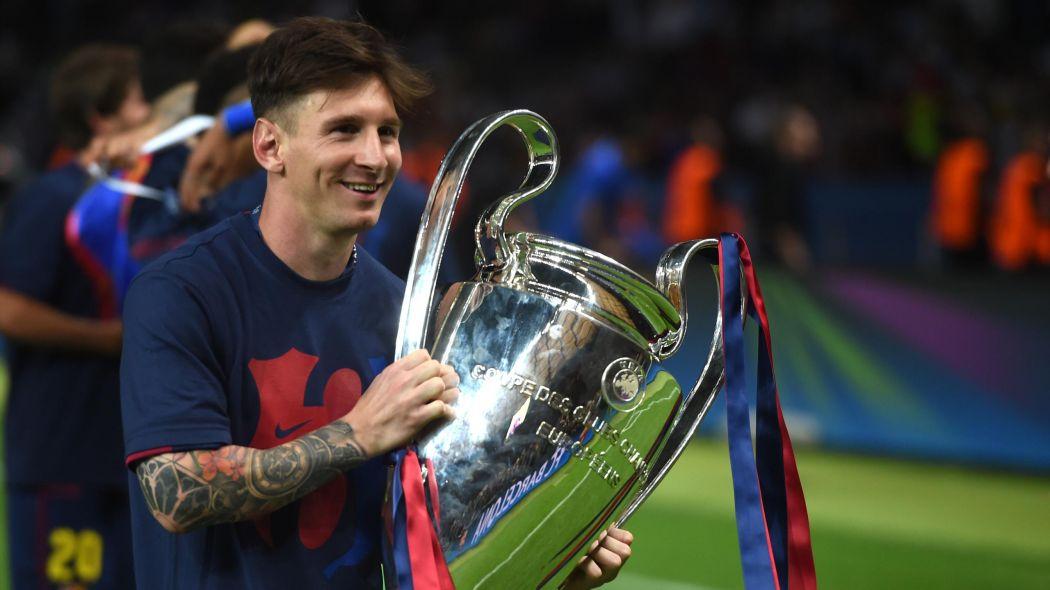 Mundo da Bola's photo on Messi