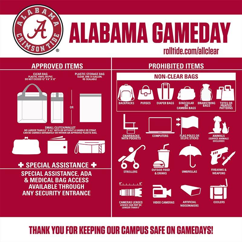 UA Gameday on Twitter: