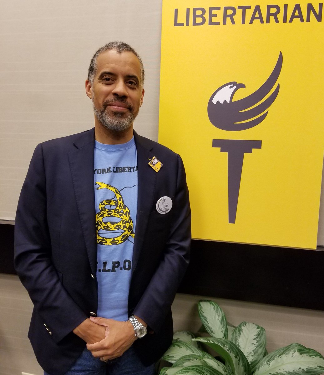 """""""We were right on marriage equality. We were right on marijuana. We're right on cryptocurrency. The question is, will we get the credit for it?"""" @LarrySharpe says.  https:// bit.ly/2BaIuVN  &nbsp;  <br>http://pic.twitter.com/TQGjcrONlY"""