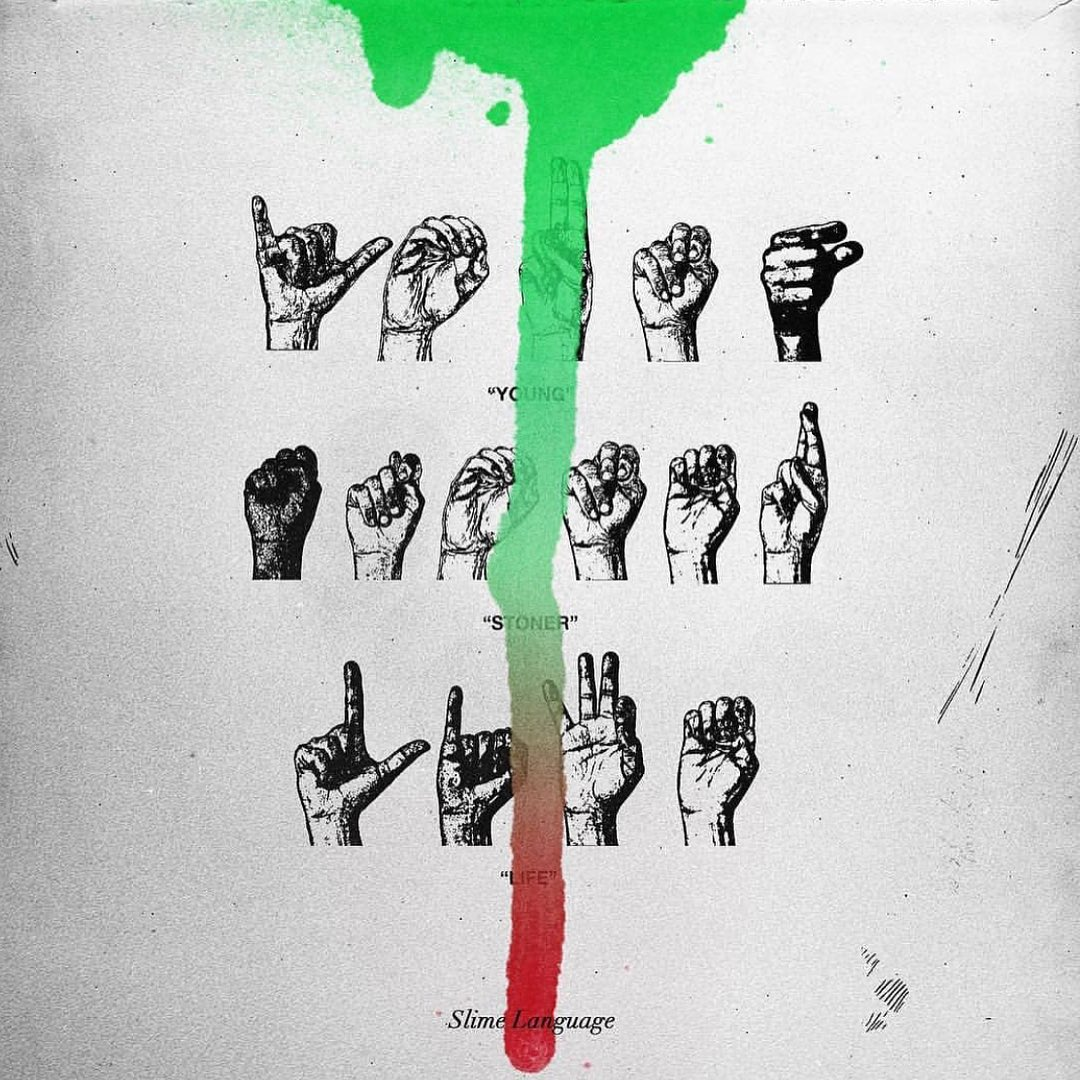 YOUNG THUG - SLIME LANGUAGE (ARTWORK &amp; RELEASE DATE)  http:// ill.is/chm  &nbsp;   [@youngthug]<br>http://pic.twitter.com/e6lteyrQu3