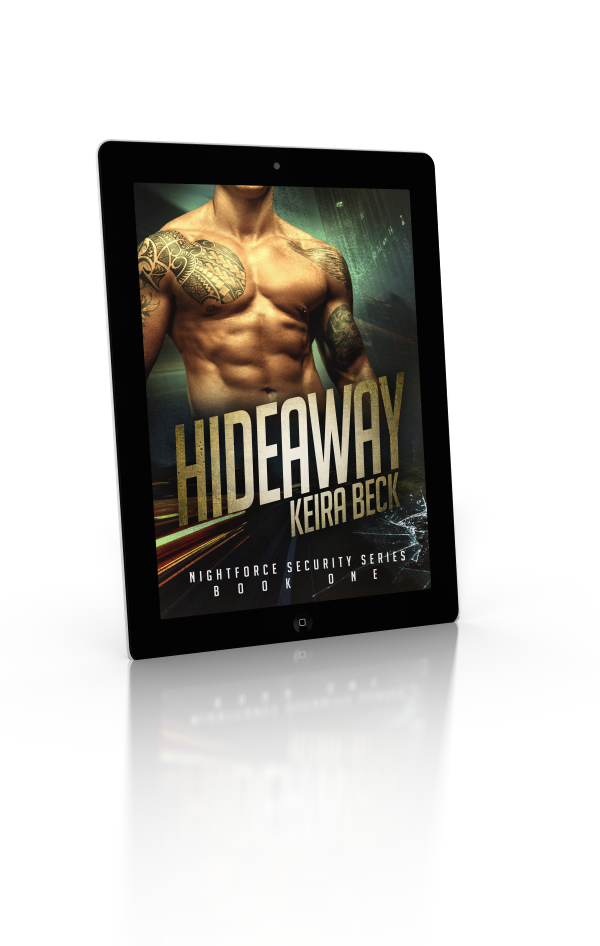 Amazon #bookreview excerpt:  &quot;Looking for hot, strong, protective men who&#39;ll do anything to keep the heroines safe? You&#39;ve got it with Hideaway...&quot; #romancenovel #thriller   Full review here:  https:// amzn.to/2Mt2aID  &nbsp;  <br>http://pic.twitter.com/xmGNw6ZT5f